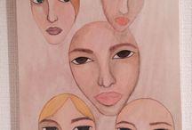 Korina's Paintings / Paintings of Korina Morales