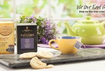 All about the flavor / Taylors of Harrogate Specialty teas by Brands of Britain