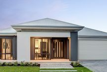The Elmwood Display Home by New Generation Homes / Located in The Avenue Estate, Hilbert WA.