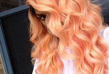 Hair dyeing ideas