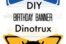 Festa Dinotrux