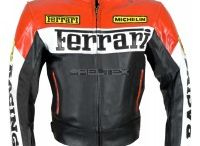 Ferrari Leathers