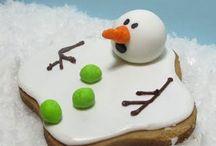 Christmas Cookies, Cupcakes & Treats / by Judy Glynn