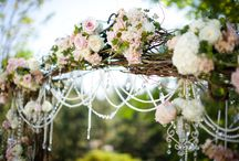 Wedding Arches and Canopy / Ideas and Inspirations for Wedding Arches and Canopy