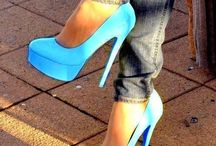 High heels inspiration / Love high heels