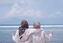 hijab fasion travel