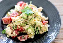 lavkarbo salat
