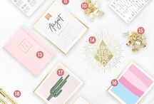 Pretty Office Things Giveaway Competition