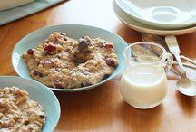 breakfast meals / by Debbie DeCarli