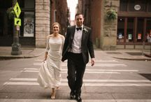 K+A | Axis Pioneer Square Wedding