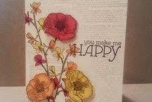 Cards - Happy Watercolor / by Hill Country Stampin'