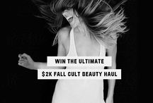 2K Fall Cult Beauty  Haul / Travel Travel has partnered with Charlotte's Book and New York Social Diary to bring you an exclusive best of beauty collection of skin, body and hair care from around the globe valued a 2K! ENTER NOW TO WIN: ow.ly/AP9L304fFly