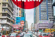Hong Kong / Explore Hong Kong like a pro with these Hong Kong travel tips and itineraries.