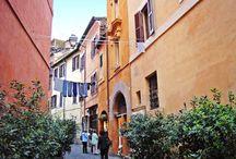 Rome and Food / Vita Bella