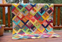 Patchwork Inspirations / Ideas for patchwork quilts.