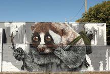 Street Art -grafitti