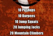 20 MINUTE AT HOME NO EQUIPMENT WORKOUTS