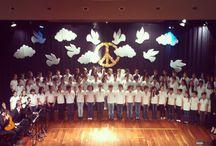 """""""Barışın Çocukları""""yla 23 Nisan Coşkusu"""