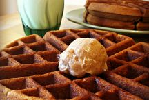 All about that waffle / by Elizabeth