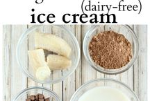 Dairy Free Recipes / Dairy free recipes of all kinds, including breakfast, lunch, dinner, snacks, and dessert- even ice cream!