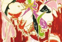 Lee Krasner / by Monica Murgia