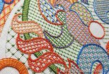 Embroidery / by Ligia Boyd