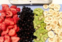 Ideas for healthy snacks