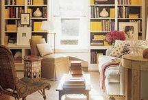 bookshelves / by Jennifer DiPasquale