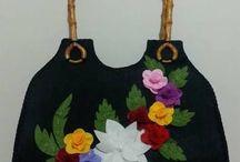 çanta ve  elbise