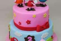 Peppa Pig b'day party