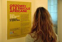 Orzowei / Orzowei exhibition in Rimini