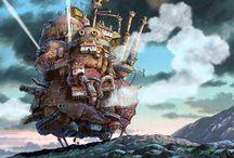 Howl no Ugoku Shiro (Howl's Moving Castle)