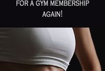 Firm up / Exercises