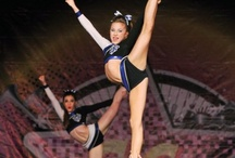 cheerleading / by Lindsey Williams