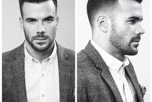 male haircuts.