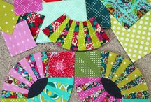 Pickle dish quilts