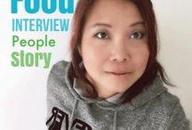 Food interviews