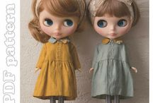 Doll Patterns ....not AG / by Donna Cotterman