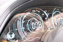 Car design: interface