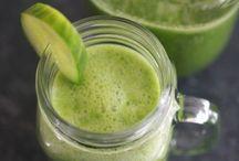 Juice em' up!! / Veggies and fruits detox