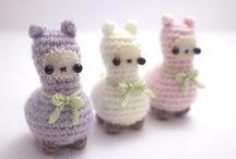 Lama Crochet