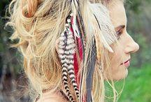 hair / by Shannon Tkachyk