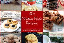 Christmas Treats / Christmas cookies, drinks, and other treats.