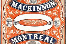 My Mama's Name MacKinnon / . / by ~ Nono Bovard ~