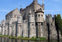 kastelen in de Middeleeuwen / kastelen in de middeleeuwen