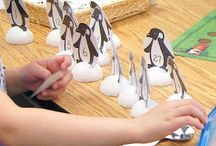 Pingouins Ours polaires
