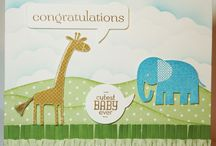 Stampin' Up! - Zoo Babies