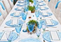 Weddings and Events: Shades of Blue
