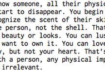 Words / by Allison Farole