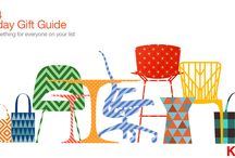 2014 Knoll Holiday Guide / Find something for everyone on your list! / by Knoll Design